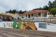A UFAP promove o 1.º Mural de Arte Urbana no concelho de Ferreira do Zêzere