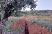 Adução de água ao Fontanário da aldeia de Telhadas