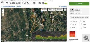 percurso 10 kms 0