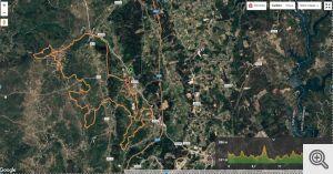 percurso 35kms 0