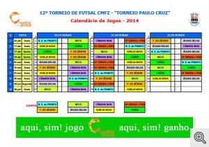 12. torneio de futsal 2
